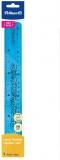 Rigla flexibila din plastic, 30 cm, Pelikan