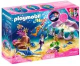 Sirene Cu Cochilie Si Perle Luminate Playmobil