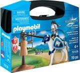 Set Portabil - Cavaler Si Cal Playmobil