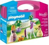 Set Portabil - Printese Si Unicorn Playmobil