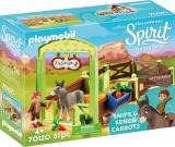 Grajd Si Copil Cu Morcovi Playmobil