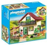 Casa De La Ferma Playmobil