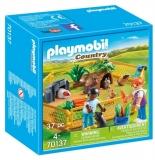 Tarc Cu Animalute Playmobil