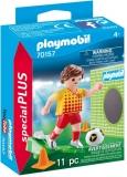 Figurina Fotbalist Playmobil
