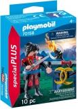 Figurina Razboinic Cu Arme Playmobil