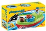 1.2.3 Pescar Cu Barca Playmobil