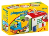 1.2.3 Casuta Cu Forme Si Basculanta Playmobil