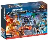 Calendar Craciun-Batalia Novelmore Playmobil