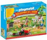 Calendar Craciun - Ferma Playmobil