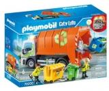 Camion De Reciclat Playmobil