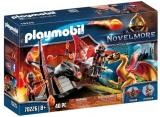 Banditii Burnham Si Dragon Playmobil