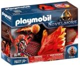 Bandit Burnham Si Spiritul Focului Playmobil