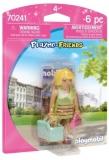 Figurina Fetita Cu Geanta Playmobil