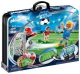 Set Mobil Arena De Fotbal Playmobil