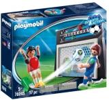 Jucatori Si Poarta De Fotbal Playmobil