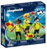 Echipa De Arbitrii Playmobil