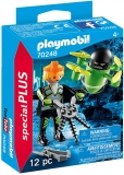 Agent Cu Drona Playmobil
