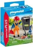Curatator De Strazi Playmobil