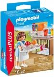 Vanzator De Inghetata Playmobil
