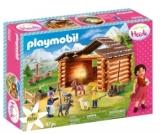 Peter La Grajdul Caprelor Playmobil