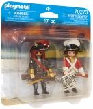 Set 2 Figurine Pirat Si Soldat Playmobil