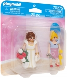 Set 2 Figurine Printesa Si Croitoreasa Playmobil