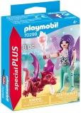 Zana Cu Pui De Dragon Playmobil