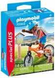 Biciclist Montan Playmobil