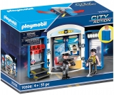 Cutie De Joaca - Statie De Politie Playmobil