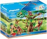 Urangutani In Copac Playmobil