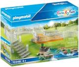 Platforma Pentru Vederea Gradinii Zoo Playmobil