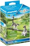 Lemuri Playmobil