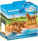 Tigri Cu Pui Playmobil