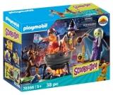 Scooby-Doo! Aventuri Cu Vrajitoare Playmobil
