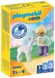 1.2.3 Zana Cu Miel Playmobil