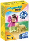 1.2.3 Zana Cu Vulpe Playmobil