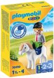 1.2.3 Baietel Cu Ponei Playmobil