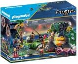 Ascunzatoarea Piratilor Playmobil
