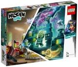 Laboratorul cu fantome al lui J.B. 70418 LEGO Hidden Side