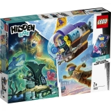 Submarinul lui JB 70433 LEGO Hidden Side