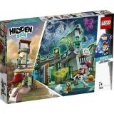 Inchisoarea abandonata din Newbury 70435 LEGO Hidden Side