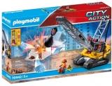 Excavator De Demolare Playmobil