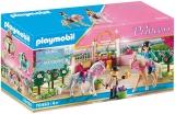 Lectii Regale De Calarie Playmobil