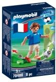 Jucator De Fotbal Liga A Franta Playmobil
