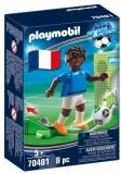 Jucator De Fotbal Liga B Franta Playmobil