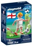 Jucator De Fotbal Anglia Playmobil
