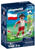 Jucator De Fotbal Polonia Playmobil