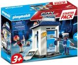 Set Statie De Politie Playmobil