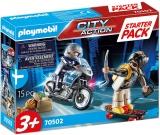 Set Politia In Urmarire Playmobil