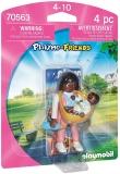 Figurina Mama Cu Bebelus Playmobil